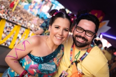 Marina Pontual e Eduardo Rocha