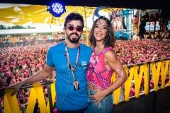 Rafael Lobo e Renata Barroca