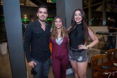Samuel Barreto, Barbara-Falcão e Natália Duarte