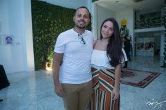 João Paulo e Sara Jessica