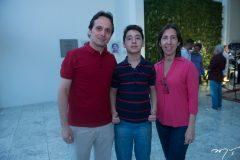 Marcelo Barros, Leonardo e Tatiane Pessoa
