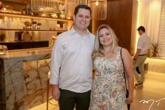 Bruno Mota e Rafaella Marques