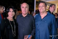 Denise Mattar, Silvio Frota e José Guedes
