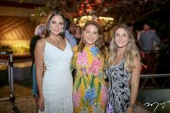 Fernanda Levy, Patricia Macedo e Bruna Magalhães