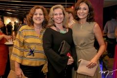 Luciana Eloy, Bia Perlingeiro e Ana Mendes
