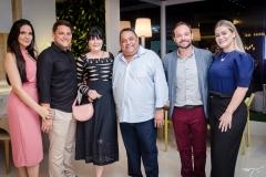 Patricia Araújo, Rosbergue Nikson, Rosalinda Pinheiro, Batista Do Carmo, Samuel e Ana Maria Max