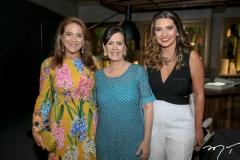 Patricia Macedo, Neuma Figueiredo e Marcia Travessoni