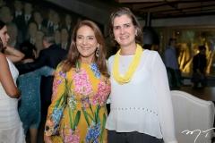 Patricia Macedo e Manuela Nogueira