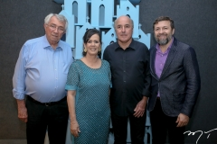 Roberto Macedo, Neuma Figueiredo, Silvio Frota e Elcio Batista