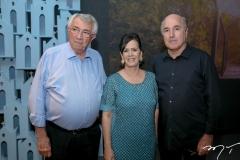 Roberto Macedo, Neuma Figueiredo e Silvio Frota