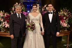 Ademar Mendes, Ana Maria Bezerra e Paulo Victor