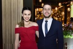 Ana Luiza de Francesco e Cesar Ribeiro
