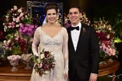 Ana Maria Bezerra e Paulo Victor