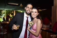 Carlos Rodrigo e Maria Tereza Câmara