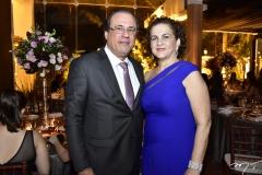 Cláudio e Sandra Brasil