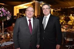 Eugenio Montenegro e José Carlos Gama