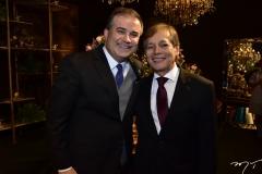 Ricardo Bezerra e Otacilio Valente