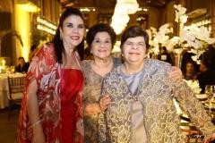 Ana, Regina e Filomena Juaçaba