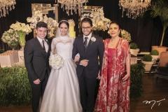 Carlos Henrique Juaçaba, Roberta Furtado, Cadeh e Ana Juaçaba