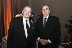 Carlos Juaçaba e Max Câmara