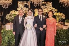 Francisco Leandro Filho, Roberta Furtado, Cadeh Juaçaba e Jeanne Furtado