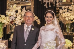 Francisco Leandro Filho e Roberta Furtado