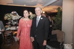 Jeanne e Francisco Leandro Furtado