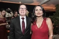 João Borges e Aldira melo