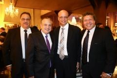 Jorge Romcy, Júnior Peixoto, Wagner Fernandes e Paulo Roqueirou