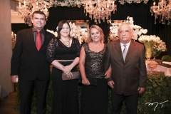 Lucas Lessa, Ana Paula, Ana Karenina e João Antônio Furtado