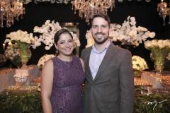 Mariana e Bruno Guilherme