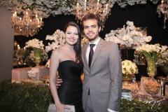 Marina e Lucas Avelino