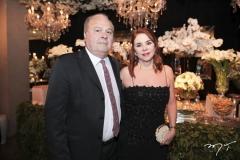 Sérgio e Jane Juaçaba