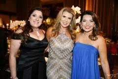 Tereza Morais, Alexandra Pinto e Márcia Travessoni