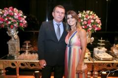 Alberto Gomes e Valeria Gomes