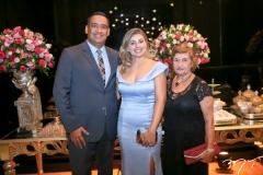 Alfredo Furtado, Delfina Rocha e Ana Mota