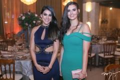 Camila Marques e Liliane Araujo
