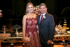 Celia e Junior Esmeraldo