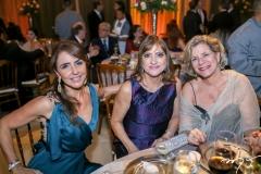 Denise, Pretinha e Stella Rolim