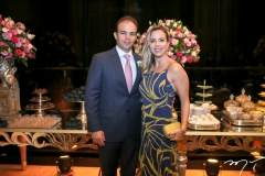 Drasio e Isabela Barros Leal