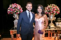 Fabio Marinho e Fernanda Dantas