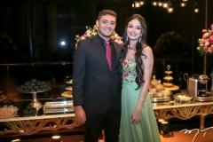 Fernando Freitas e Isabela Melo