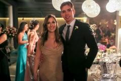 Gabriela Machado e Ygor Barreira