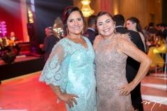 Germana Pontes e Maria Amelia Mason