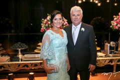 Germana e Ted Pontes