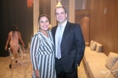 Juliana Oliveira e Vitor Ponte