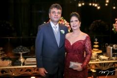Macedo Barbosa e Vania Macedo