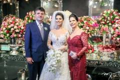 Macedo Barbosa,Carol Esmeraldo e Vania Macedo