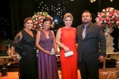 Neile , Veronica, Aline Moreira e Roberto Thomaz