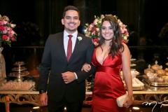 Oscar Lima e Beatriz Avelino
